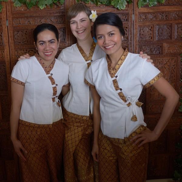 Oosterse massage Traditionele Thaise massage Wageningen Wilaiket