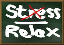 anti stress ontspanningsmassage