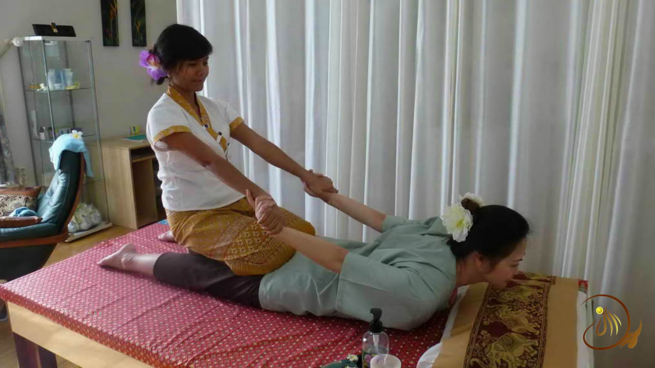 Thaise Thai Yoga Massage Wagenigen